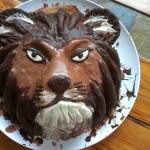 Lion's Lion Cake