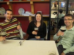 At De Halve Maan brewery
