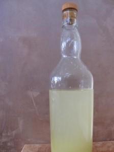 'Bergamello' - bergamot liqueur