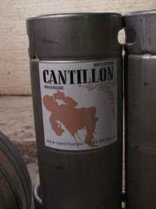 Cantillon canister