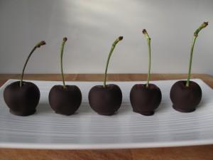 Secret Centre chocolate cherries