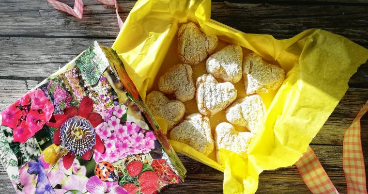 Ricciarelli for Mothers' Day